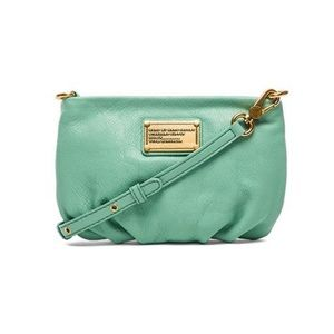 Marc by Marc Jacobs Classic Q Percy in Minty